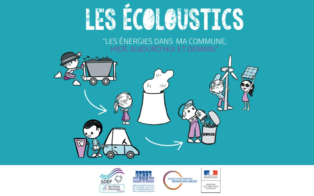 Concours écoloustics – L'école Coat-Pin de Riec-Sur-Bélon inscrite