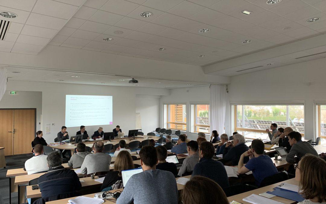Troisième comité de pilotage PCRS du SDEF