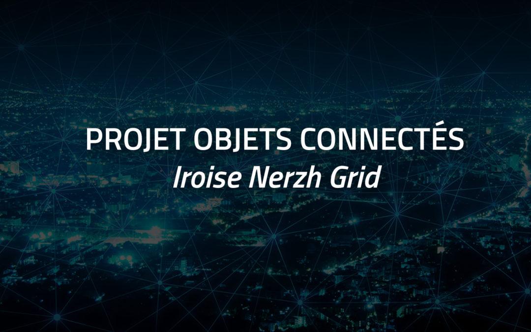 Lancement du projet objets connectés Iroise Nerzh Grid