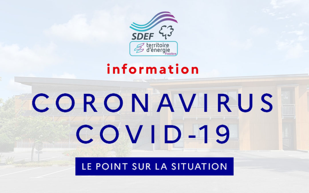 Information SDEF / COVID-19