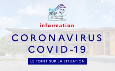 Information SDEF / COVID-19
