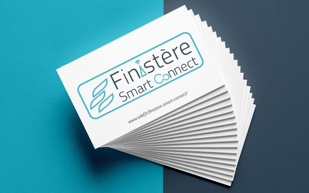 Finistère Smart Connect a désormais son logo !