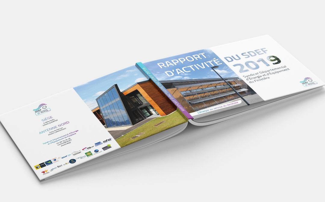 La rapport d'activité 2019 est disponible !