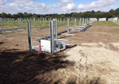 centrale photovolataique de plogonnec en construction sdef 4