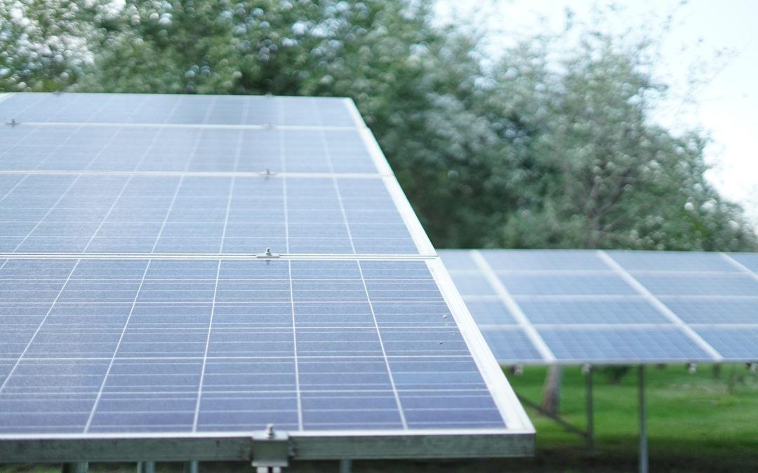 Le partenariat Energies en Finistère et EDF Renouvelables lauréat pour la création de la centrale photovoltaïque au sol du Folgoët