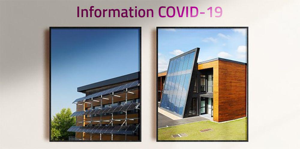 Information COVID-19 : Le SDEF maintient ses activités durant ce nouveau confinement
