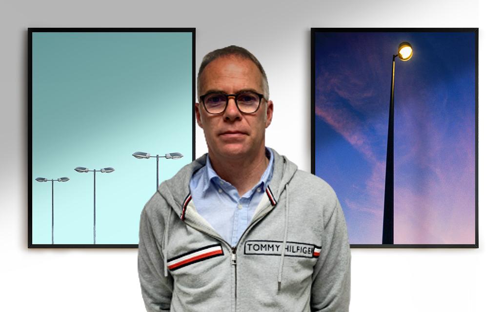 Stéphane Simon, nouveau chargé d'affaires éclairage public