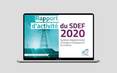 Rapport d'activité 2020 – Présentation digitale